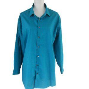 JF J. Ferrar Slim Fit Dress Shirt